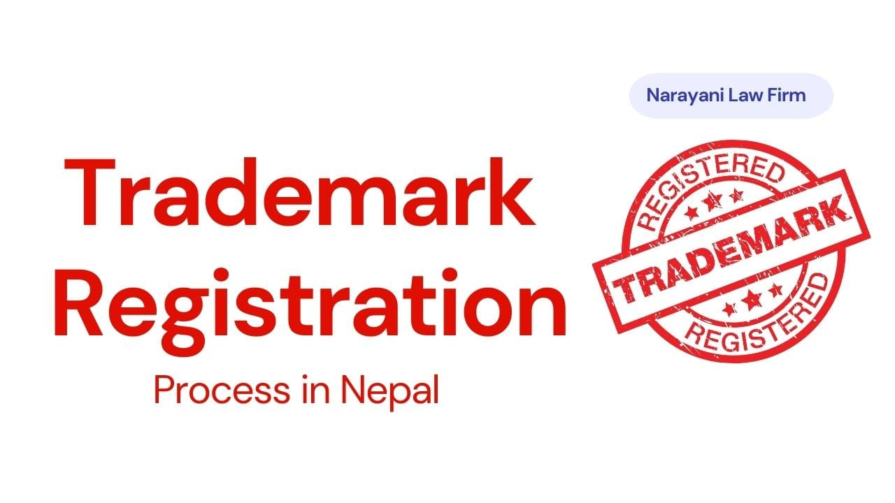 Trademark registration in Nepal | Step by Step Process
